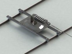 Standing seam bearer bars (1)