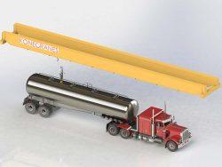 Rigid-Rail-Truck-Tank-Access