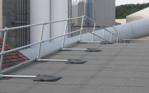 Freestanding Guardrail